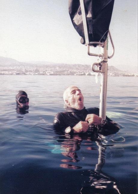 aharon_solomons_sled_freediving_pippin_eilat